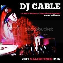 DJ Cable Valentines 2011