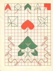 n1 cahier dessin carreau p7
