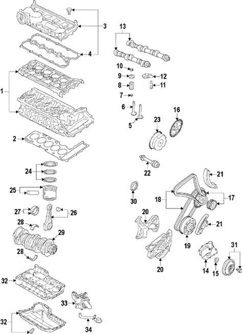 Parts.com® | Volkswagen OIL SUMP PartNumber 07K103603B