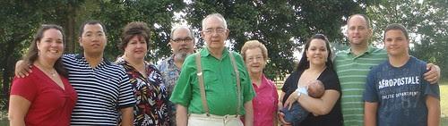 Parmley Family Reunion