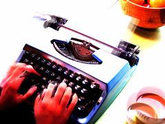 michelle blogging