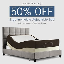Amerisleep Offers 50% Off Adjustable Bed With Purchase of ...