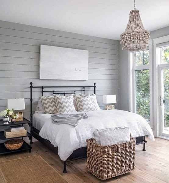 Top 50 Best Shiplap Wall Ideas - Wooden Board Interiors