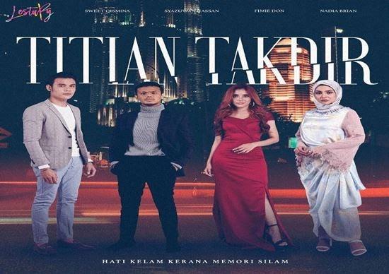 SINOPSIS TITIAN TAKDIR (TV3)