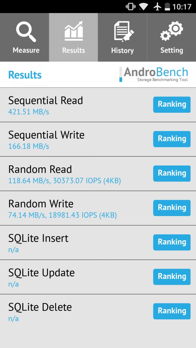 OP3T 128GB - Default
