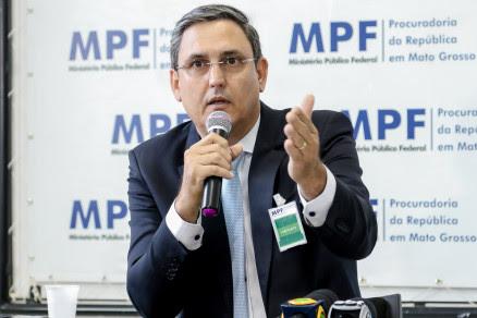 André Luís de Almeida MPE/MT