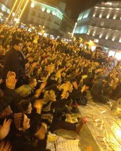 """Centenares de personas se han unido al grito unánime """"ni una menos"""".PÚBLICO"""