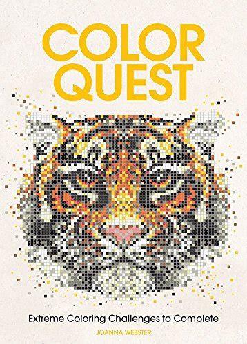 color quest extreme coloring challenges unwindandcolor