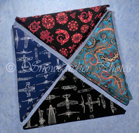 Christmas 2012 bandanas