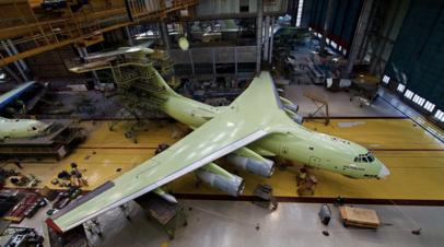 «Машина завтрашнего дня»: как появление новых самолётов-заправщиков Ил-78М-90А расширит возможности ВКС РФ