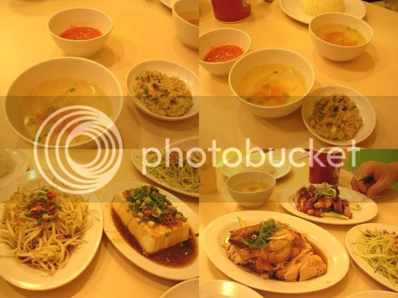 Chicken Rice Shop 01