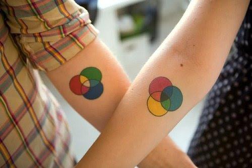 31 Originales Tatuajes Para Hacerse Entre Hermanos Y Parejas
