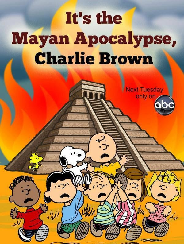 Charlie Brown Mayan parody