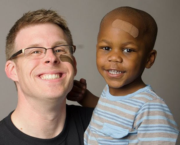 Resultado de imagem para pai negro com filhos