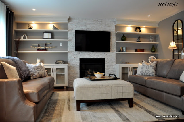 Family Room  Design  Renovation
