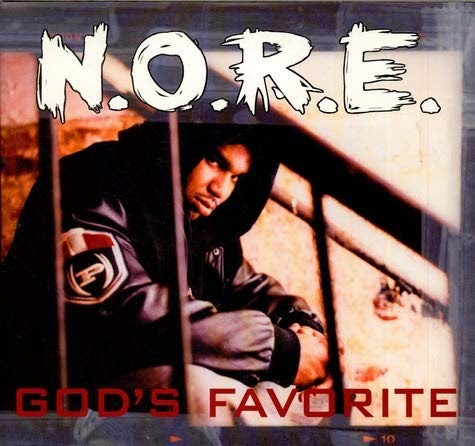 N.O.R.E. - God's Favorite (Clean Album) [MP3-320KBPS]