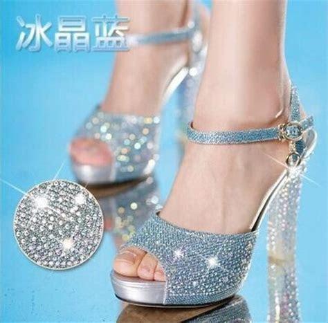 Ice Blue Heels   Fs Heel