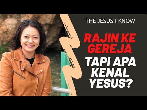 Rajin Ke Gereja, Tapi Apakah Kamu Mengenal Yesus ? - Henny Kristianus   Khotbah Kristen