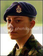 Private Norris, British Army