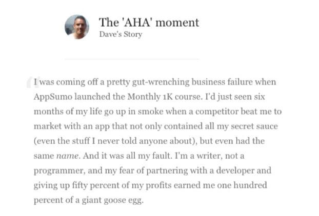 aha-moment-testimonial