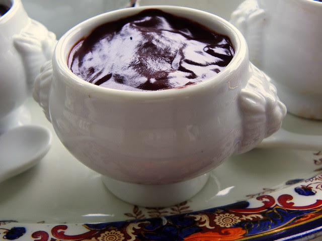 A French Classic: Petit Pot Au Chocolat
