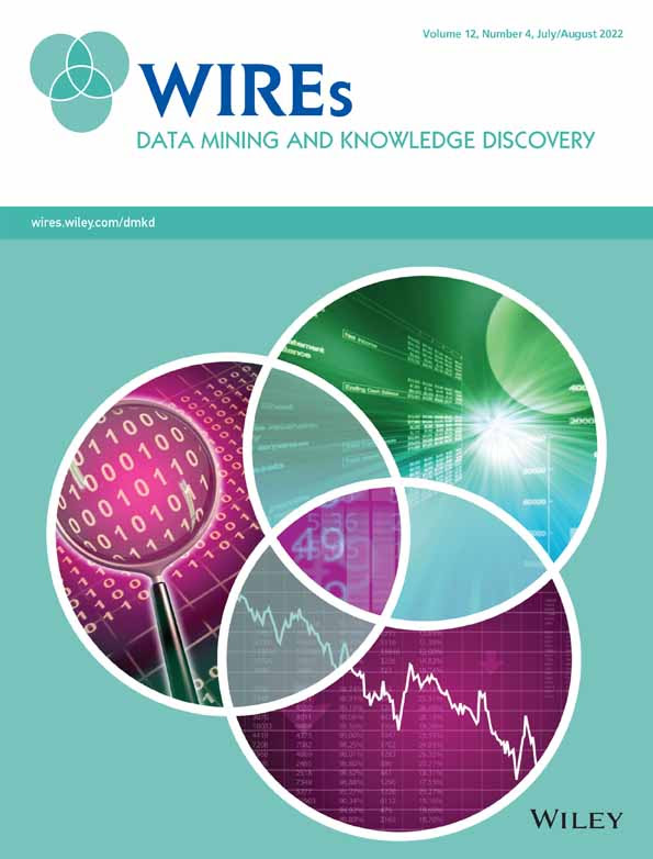 WIREs: Data Mining and Knowledge Discovery