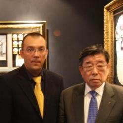 Alexey Kylasov and Un Yong Kim