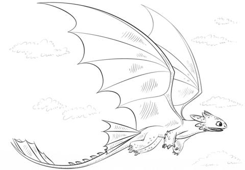 wellcome to image archive: gratis ausmalbilder dragons