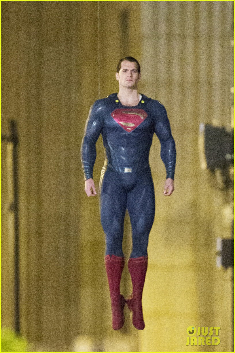 Batman v Superman - Dawn of Justice: Foto de Superman