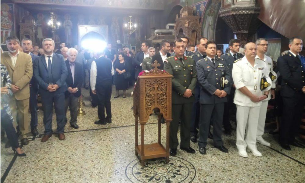 Θεσπρωτία: Η Μητρόπολη Παραμυθιάς για την εορτή του προστάτη της Αστυνομίας, Αγ. Αρτεμίου +Φωτογραφιες