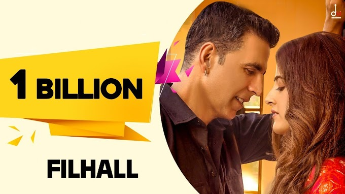 Filhall Lyrics in Hindi and English (फिल्हाल लिरिक्स) B Praak feat. Akshay Kumar, Nupur Sanon