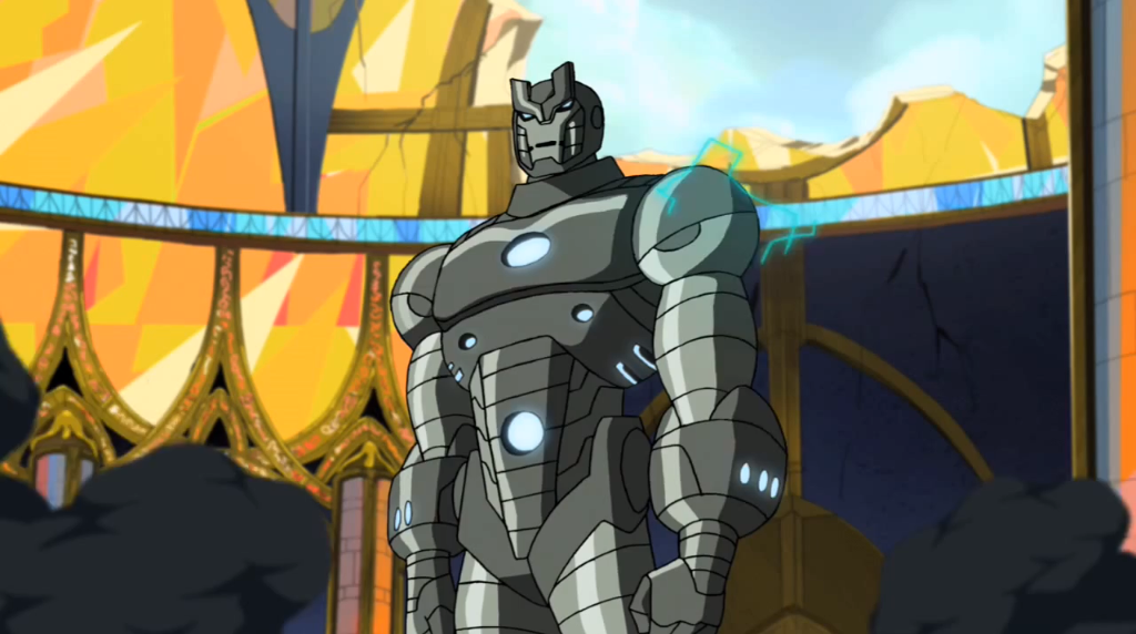 Blackjack Rants: Avengers Earth's Mightiest Heroes S01E26 Review: Asgardian Armour