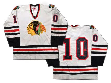 Chicago Blackhawks 72-73 jersey, Chicago Blackhawks 72-73 jersey