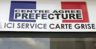 Tarif Garages Agrees Carte Grise Siv Agents Habilités Préfecture