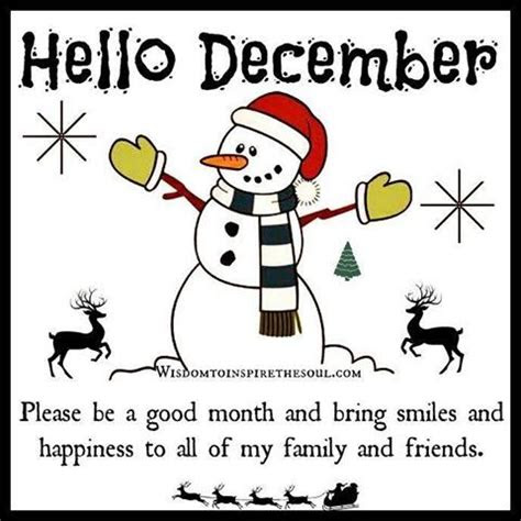 December 1st Christmas Quotes