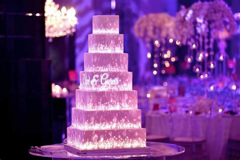 Wedding Cake Projection Mapping: Ready, Steady, Animate