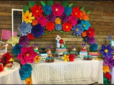 Gisselle's Mexican theme Quinceañera Vlog #4   YouTube