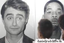 Updated: Daniel featured at El Hormiguero's 'Dark Man' photography exhibition