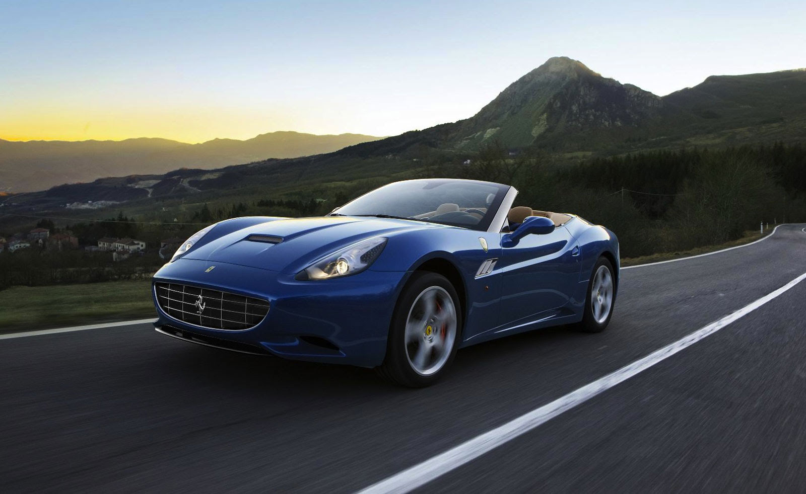 2012 Ferrari California Coming to Geneva Motor Show ...