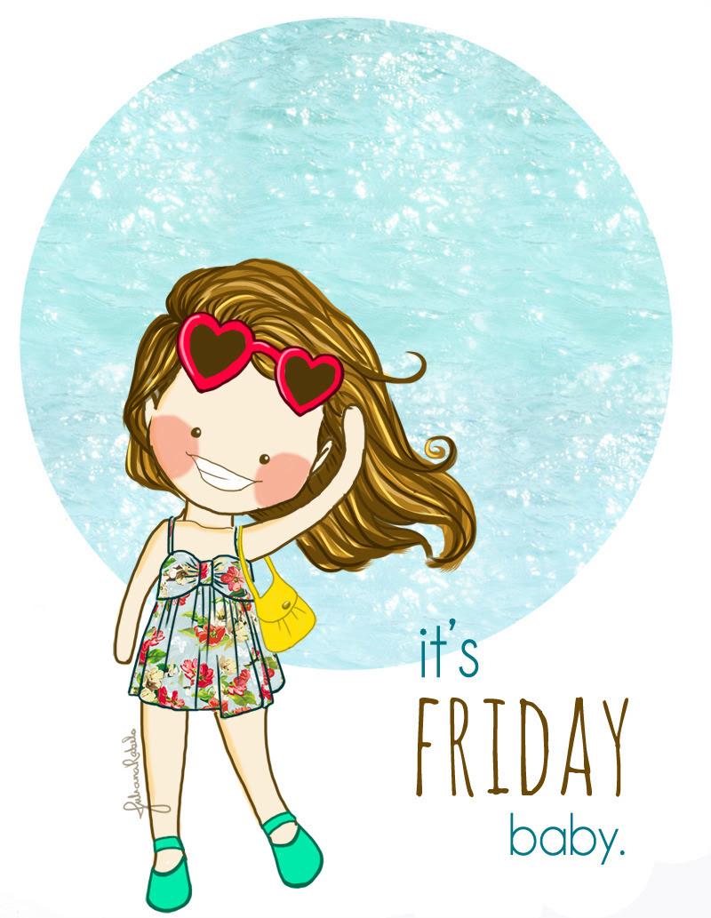 It's -finally- friday! ♥