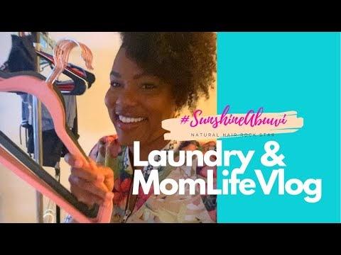 #MomLife Tuesday: Talking About My Son + Laundry Drama