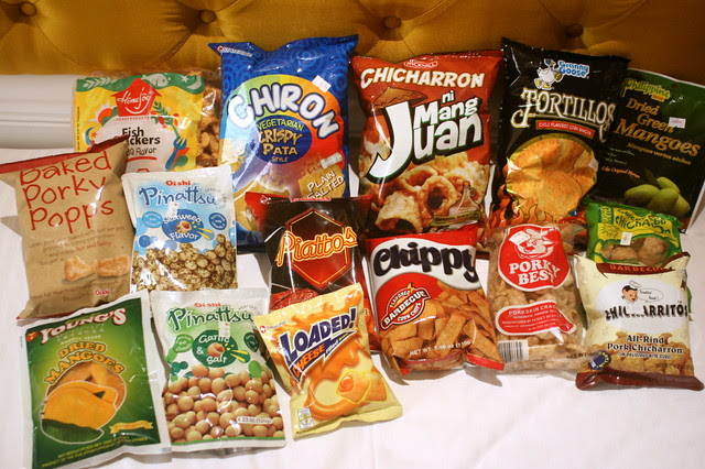 The Philippines is a junk food haven!
