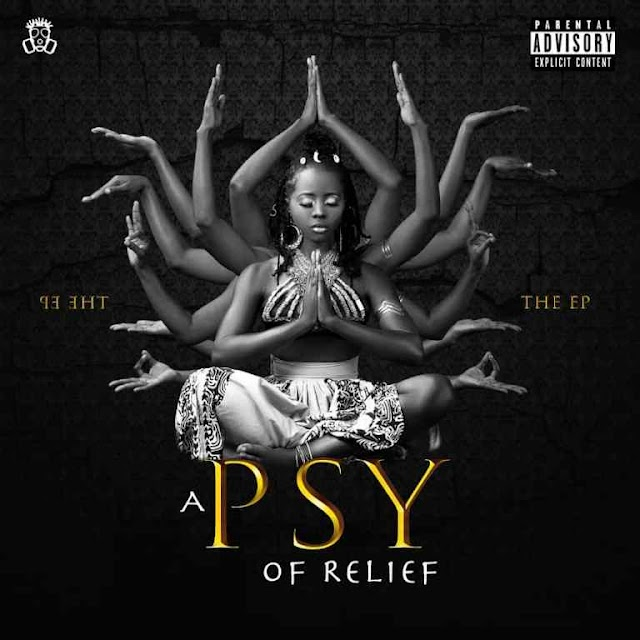 Album: Psy – A Psy of Relief EP