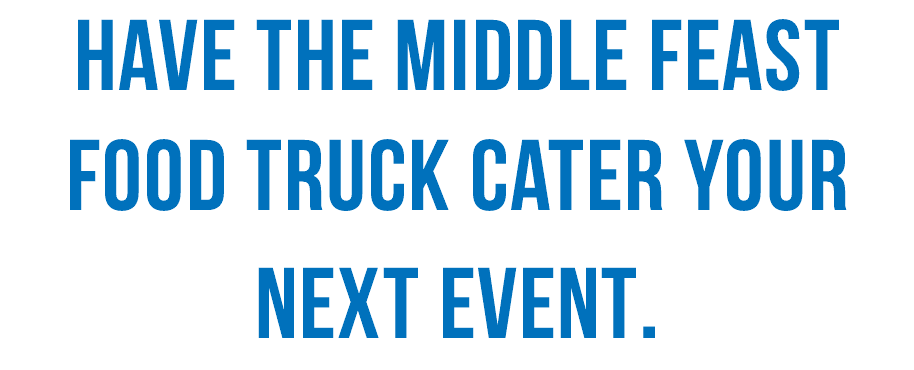 Middle Feast Catering