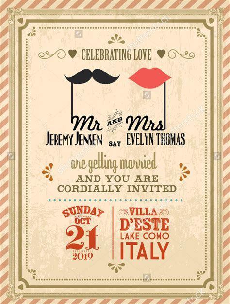38  Simple Wedding Invitation Templates   PSD, AI, Word