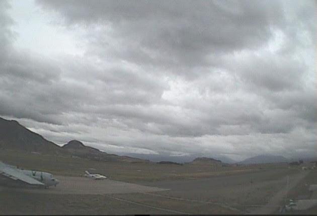 Aeródromo Teniente Vidal (SCCY) Sur tomada el 15-02-2012 16:04:53 Hora Local