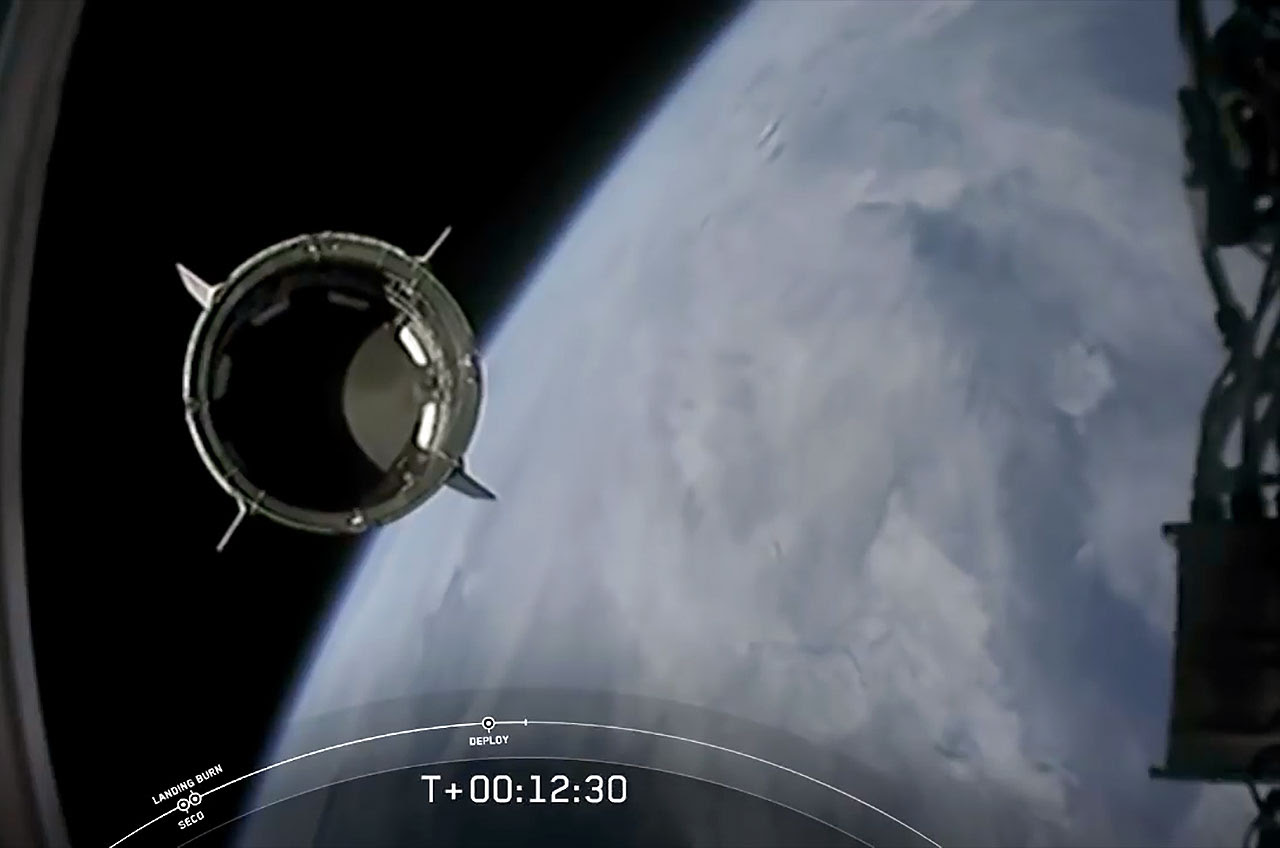 Astronauts name SpaceX spaceship 'Endeavour' after retired shuttle
