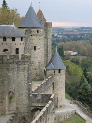 muralhas de Carcassonne