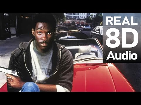 Beverly Hills Cop Song (Axel Foley Theme) | 8D Audio Film Music. Use headphones.