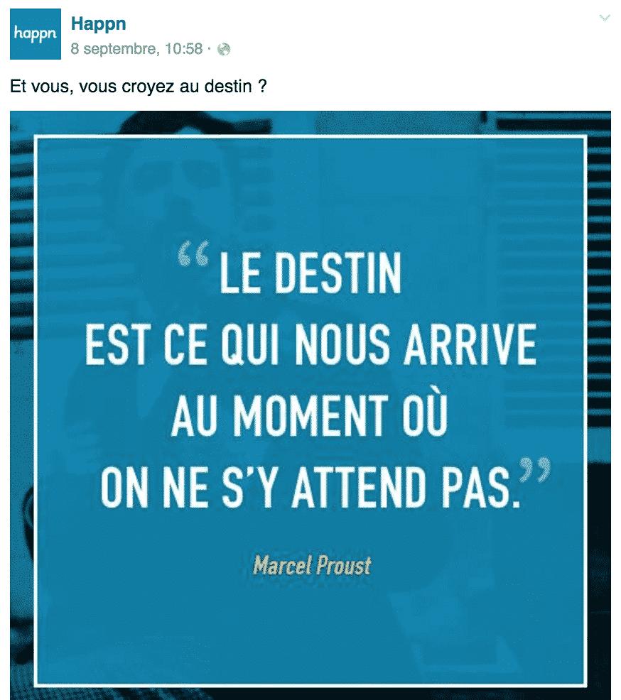 29+ Citations D Amour Destin
